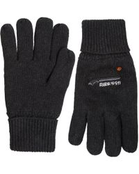 Superdry - Orange Label Gloves - Lyst
