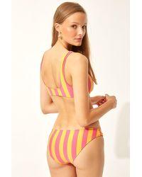 Solid & Striped The Elle Bottom - Multicolor