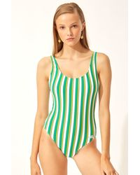 Solid & Striped The Anne-marie - Green