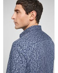 S.oliver Hemd - Blau