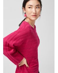 S.oliver - Pullover mit Ajourmuster - Lyst