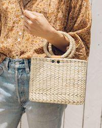 Soludos - Merida Basket Bag - Lyst