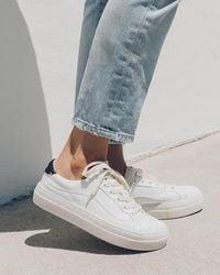 Soludos Yebo Vegan Sneaker - White