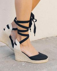 Soludos - Classic Tall Wedge - Lyst