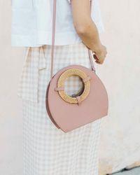 Soludos Rio Crossbody - Pink