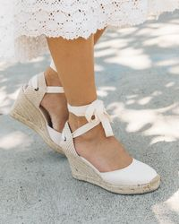 Soludos Classic Tall Wedge - Multicolor