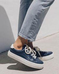 Soludos Yebo Vegan Sneaker - Blue