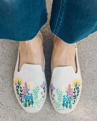 Soludos Wildflower Mule - Multicolour