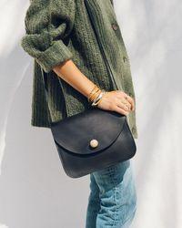 Soludos Willa Shoulder Bag - Black