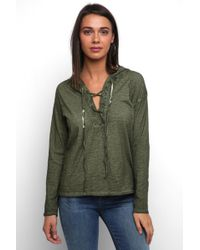 Sanctuary - Atwater Hoodie - Lyst