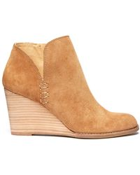 South Moon Under Yimme Wedge Bootie