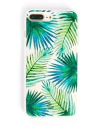 South Moon Under - Palm Leaves Iphone Case 6/7 - Lyst