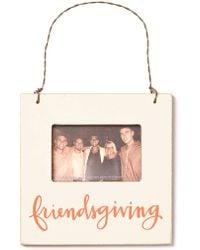 FRAME - Friendsgiving Mini - Lyst