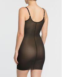 Spanx Haute Contour® Nouveau Slip - Black