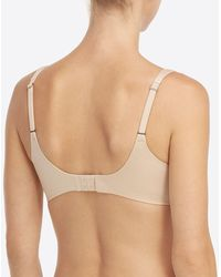 Spanx Pillow Cup Signature Push-up Plunge Bra - Natural