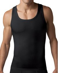 Spanx - Cotton Compression Tank - Lyst