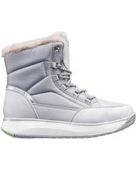 Joya Jewel Tiffany Stx Mid Boots - Grey