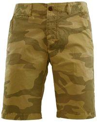 AT.P.CO - FLAVIO pantalones hombre beige - Lyst