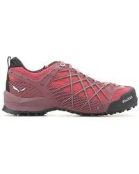 Salewa Domyślna Nazwa Women's Walking Boots In Pink