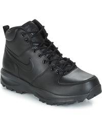 Nike Veterlaarzen Manoa Leather - Zwart