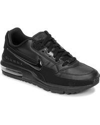 Nike Lage Sneakers Air Max Ltd 3 - Zwart