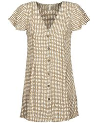 Rip Curl - Robe courte PARADISE COVE SPOT DRESS - Lyst