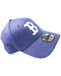 KTZ Casquette boston red sox essential 9 forty - Bleu