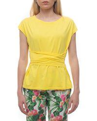 Pennyblack T-shirt RASENTE-3052 - Jaune