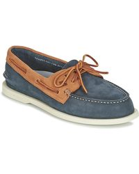Sperry Top-Sider Bootschoenen A/o 2-eye Washable - Blauw