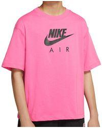 Nike - T-shirt Air Tee Women - Lyst