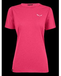 Salewa - Pedroc 3 DRY W S/S TEE 27726-6385 T-shirt - Lyst