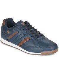 Umbro Lage Sneakers Ivery - Blauw