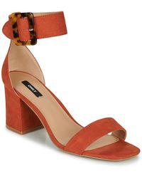 ONLY Sandales - Orange