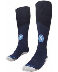 Kappa - 2017-2018 Napoli Third Socks Men's Stockings In Blue - Lyst