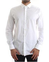 Xacus T-shirt 16113-558ML - Blanc