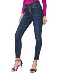 Guess W1RA28 D4AK1 Jeans - Bleu