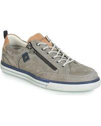 Fluchos Lage Sneakers Quebec - Grijs
