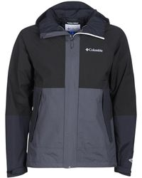 Columbia Windjack Evolution Valley Jacket Mountain - Zwart