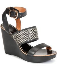 Mellow Yellow Saubelle Sandals - Black