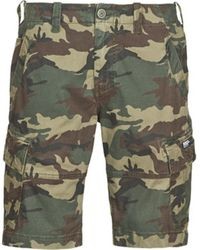 Superdry Shorts CORE CARGO SHORTS - Grün