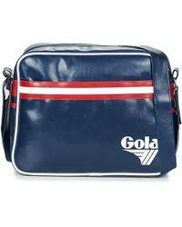 b19c5e6b39 Adidas Airliner Vintage Women s Messenger Bag In Blue in Blue for ...
