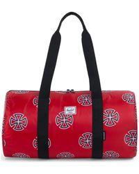 Herschel Supply Co. Bolsa de viaje Packable Duffle Red - Independent - Rojo