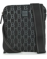BOSS by Hugo Boss Sacoche PIXEL AO NS ZIP - Noir