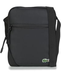 Lacoste Bolso LCST SMALL - Negro