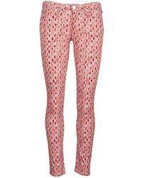 Lee Jeans SCARLETT - Rojo