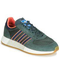 adidas Lage Sneakers Marathon Tech - Groen