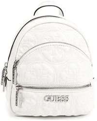 Guess Rugzak Hwqy69 94320 - Wit