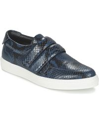 Sonia Rykiel SPENDI femmes Chaussures en bleu