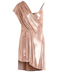 Elisabetta Franchi Vestido Vestido color rosa - Neutro
