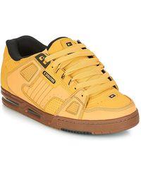 Globe Lage Sneakers Sabre - Geel